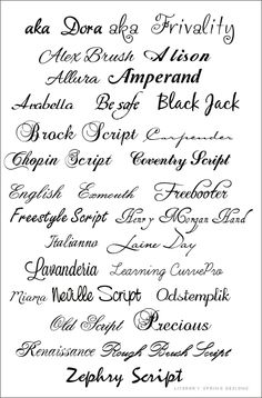 Finding Free Fonts DaFont Font Squirrel Font Garden Notes and Linked at Fancy Fonts, Cool Fonts, Monogram Letters, Free Monogram, Monogram Fonts, Hand Lettering, Lettering Tutorial, Lettering Styles, Cricut Fonts