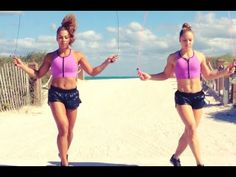 The Best Friends Workout TwoBadBodies How to get Beautiful body - YouTube