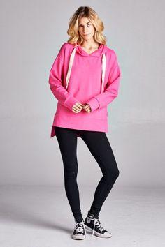 Perfect Pink Hoodie