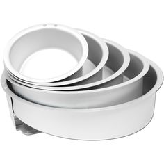 Find Fat Daddio's Topsy Turvy Cake Pans Sold individually and by Set at #BAKERSBODEGA