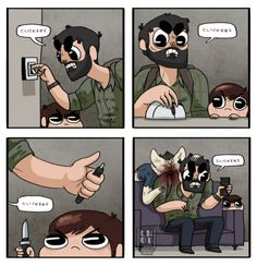 "OH MY GOD CRYING ""The Last of Us"" (Video Game) humor!"