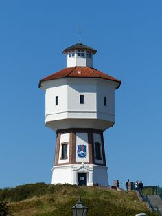 Kostenloses Bild auf Pixabay - Leuchtturm, Langeoog, Ostfriesland