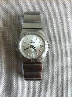 Omega Constellation, Square Watch, Constellations, Omega Watch, Swatch, Accessories, Star Constellations, Jewelry Accessories