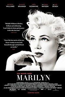 My Week with Marilyn - 2011