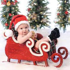 Newborn Baby Christmas Crochet Knit Photography Props Handmade Toddler Santa Clause Elf Hat Shorts Costume Baby Shower Gift - My list of the most healthy baby products Baby Christmas Stocking, Newborn Christmas, Babies First Christmas, Christmas Fun, Baby Christmas Photoshoot, Baby Christmas Costumes, Toddler Christmas Photos, Family Christmas Pictures, Baby Kostüm