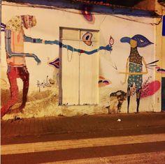 Streetart on Santiago island, Cape Verde #Kaapverdie