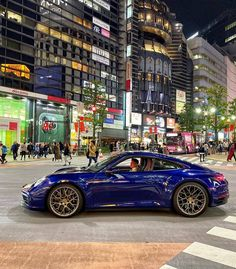 Porsche 992 spotted in Tokyo. Porsche 911, Porsche Sports Car, Super Sport Cars, Super Cars, Trains, Web Design, Ocean City, Car Wallpapers, Cool Cars