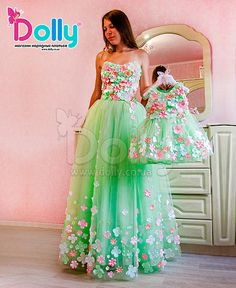 Платье Валентайн Mommy Daughter Dresses, Mom And Baby Dresses, Mother Daughter Matching Outfits, Mother Daughter Fashion, Little Girl Dresses, Girls Dresses, Flower Girl Dresses, Mom Daughter, Frocks For Girls