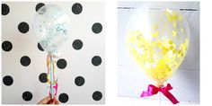 Confetti & Balloons Blog: instagram