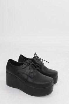 Ahais Platform Shoes $38