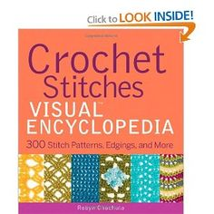 Crochet Stitch Encyclopedia Online : ... Reading on Pinterest Baby knits, Japanese art and Crochet stitches