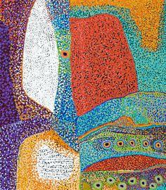 DANIEL WALBIDI / UNTITLED, 2006  122 x 106cm