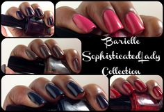 Barielle Sophisticated Lady Collection Fall 2013