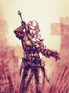 Ciri (The Witcher)