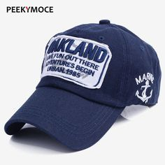 Baseball Cap Snapback Hat Fashion Cotton Hats Mens