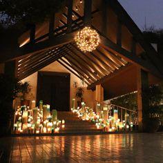 Merry Christmas #happoen #christmas #xmas #candle #chapel #八芳園 #クリスマス #キャンドル #チャペル #キャンドルジュン