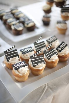thats a wrap! movie inspired cupcakes  Photography by justinmarantz.com
