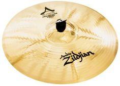 Zildjian A Custom Projection Crash Cymbal - 19 Inch by Zildjian. $284.99. Medium Thin Weight, Brilliant Finish. Save 42%!
