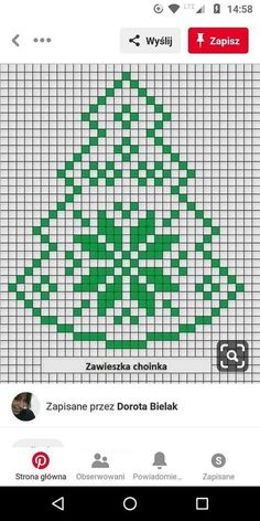 Counted Cross Stitch Patterns, Cross Stitch Designs, Cross Stitch Embroidery, Christmas Tree Embroidery Design, Christmas Crochet Patterns, Crochet Ornaments, Crochet Snowflakes, Wiggly Crochet, Freestanding Lace Embroidery