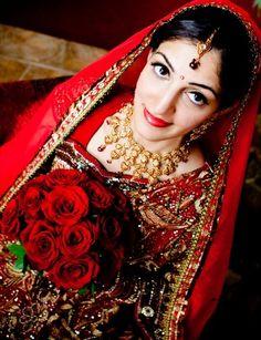 Wedding: Vandan & Poonam by Jeremy Martinez, via Behance