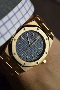 For more Audemars Piguet visit the Watch Salon in London Jewelers Americana Manhasset or call 516 627 5164