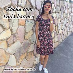 Dicas de como usar tênis branco você encontra no www.manuellitas.com.br