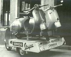 Vespa Lifestyle: Explained i Scooter Garage, Best Scooter, Scooter Motorcycle, Piaggio Vespa, Lambretta Scooter, Vespa Scooters, Vespa 150, Classic Vespa, Italian Scooter