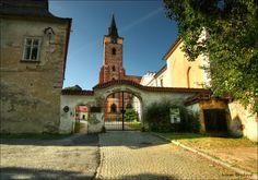 Sázava - klášter