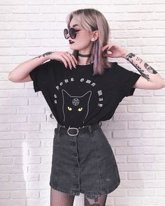 "1,893 Likes, 19 Comments - lisa/Лиза (@highleesi) on Instagram: ""witchy vibes  do you love ""Sabrina the teenage witch""? this cat reminds me Salem"""