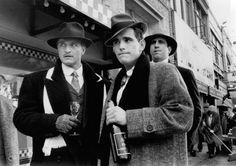 Still of Rutger Hauer & Matt Dillon in Bloodhounds of Broadway (1989)