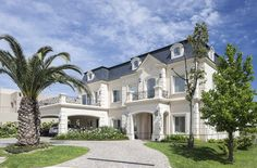 Fernández Borda Arquitectura - Casa estilo clásico francés / Arquitecto / Arquitectos - PortaldeArquitectos.com