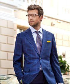 New Vitale Barberis Fabrics | Super 150s Merino Wool