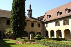 Musée dauphinois, réside dans un ancien cloître
