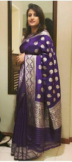 Banaras Sarees, Silk Sarees, Saris, Sari Blouse, Saree Dress, Indian Dresses, Indian Outfits, Desi Wear, Indian Fashion