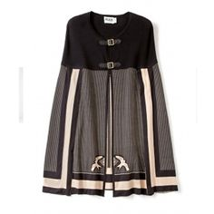 alice temperley cape vintage feel