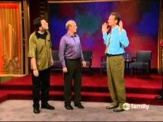 Whose Line: Change Letter MultiFeature
