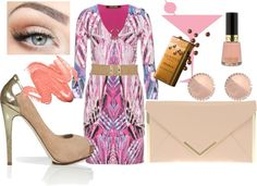 """""""Nude Goddess"""" by mbaileydesigns on Polyvore"""