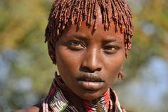 "фото ""Hamer people tribe"""