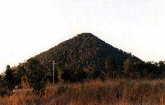 Gympie pyramid in Australia
