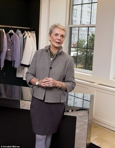 """Betty Halbreich has been solving the fashion crises of stars and socialites at New York's Bergdorf Goodman for three decades."""