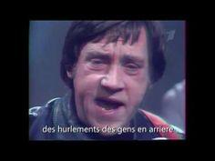 "▶ Vladimir Vissotski ""Chasse au loup"" - YouTube"