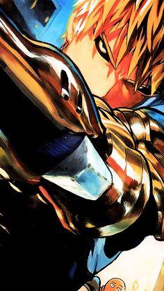 NEKOMA, hyakyuyas: Genos and Saitama Wallpapers. One Punch Man Manga, One Punch Man Funny, Genos Wallpaper, Man Wallpaper, Saitama One Punch Man, Manga Art, Manga Anime, Anime Naruto, Genos X Saitama