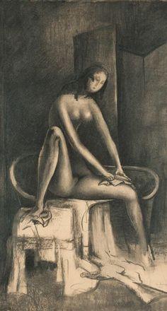 After Bath, 1919 - Jan Zrzavy After Bath, Roman Catholic, Lovers Art, Creative Art, Art History, Age, Drawings, Illustration, Painting