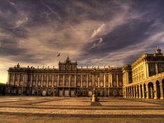 Palacio De Oriente, Madrid Spain
