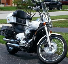 My 2009 Honda Shadow 750. Love this bike!!!
