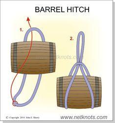 http://www.netknots.com/rope_knots/barrel-hitch/