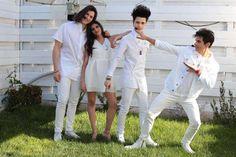 Shady Fatin Cherkaoui: le foto della cantante - Shady con la Squadra Bianca