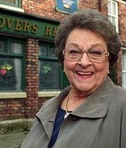 LOVE Coronation Street! Betty Turpin