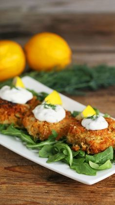 You Aren't Going To Believe These Crab Cakes Are Vegan