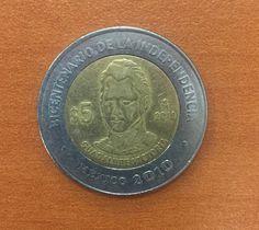 GUADALUPE VICTORIA, monedas del Bicentenario